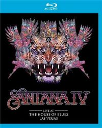 Cover Santana - Santana IV - Live At The House Of Blues Las Vegas [DVD]